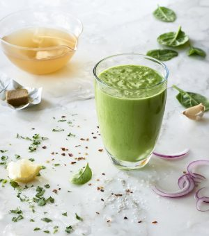Messel Australia Savory Spinach Smoothie