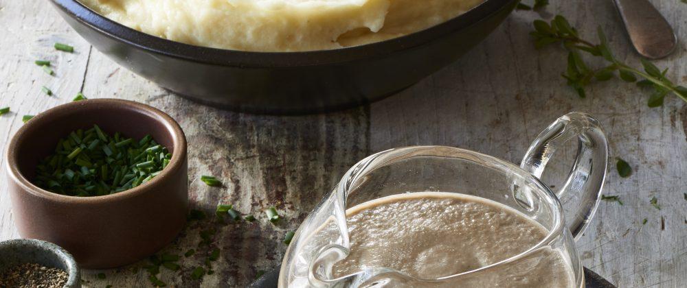 Recipes: Massel Thyme for Mushroom Gravy by Tess Masters (Serves: 2 1 ...